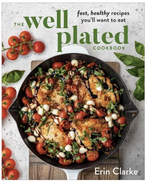 Well Plated Cookbook Cover