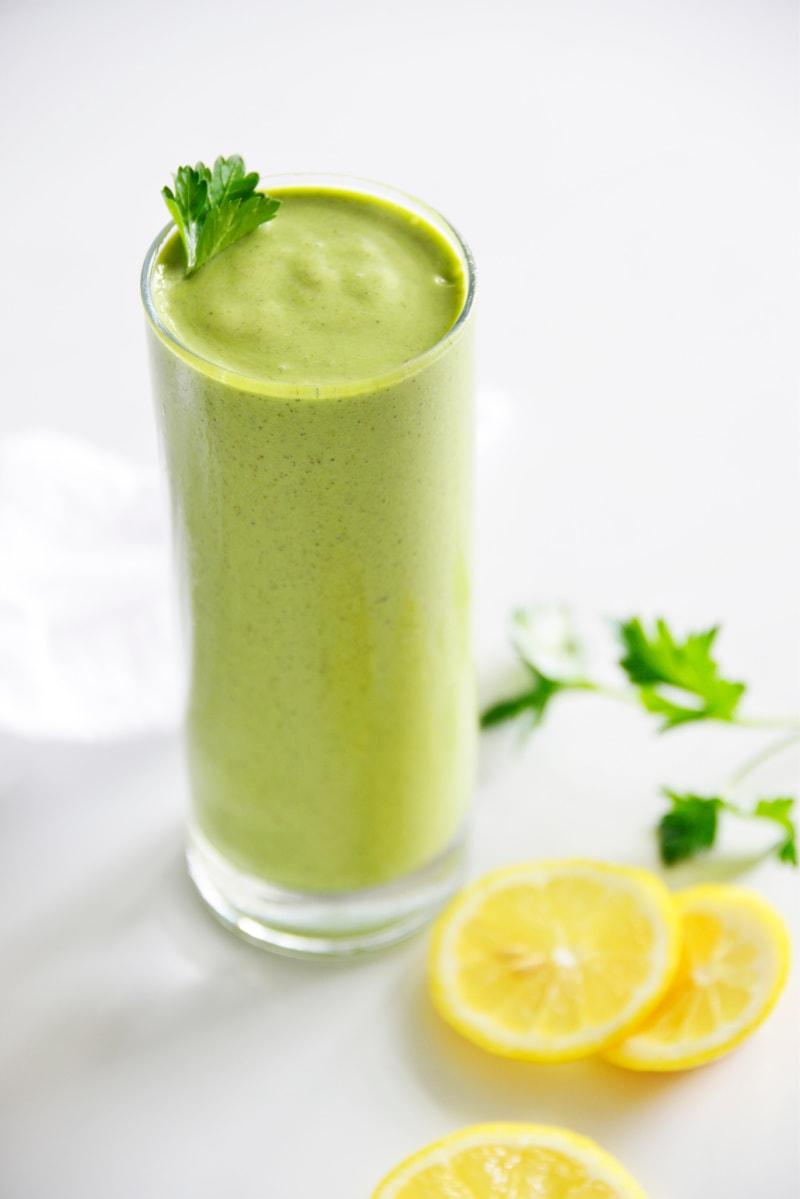 detox green smoothie
