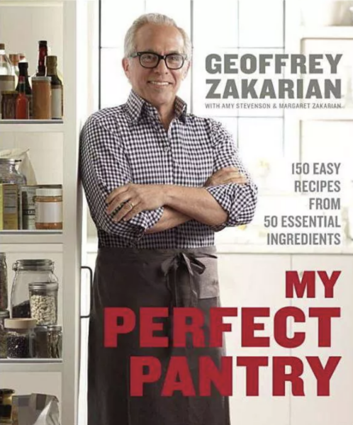 My Perfect Pantry Cookbook Cover