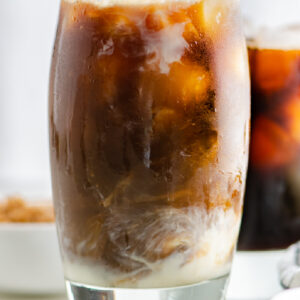 boozy iced coffee