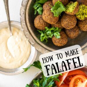 falafel pinterest image