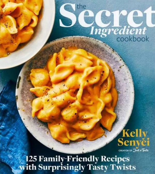 secret ingredient cookbook cover