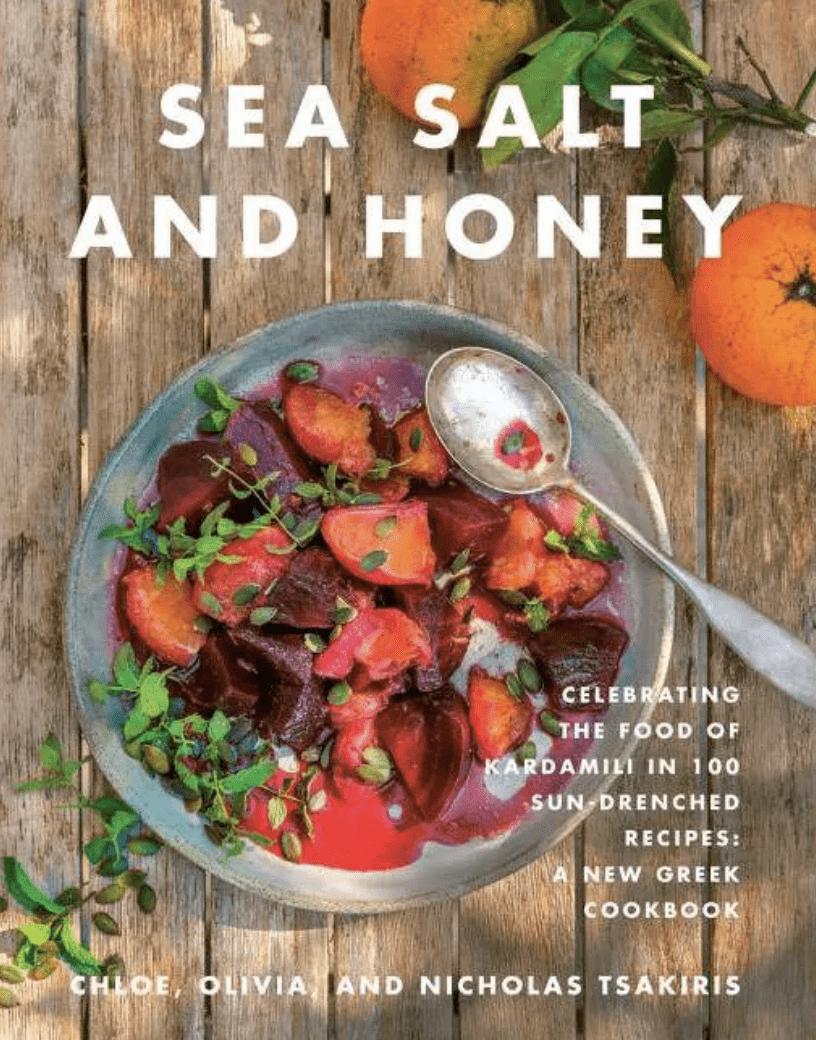sea salt and honey cookbook cover